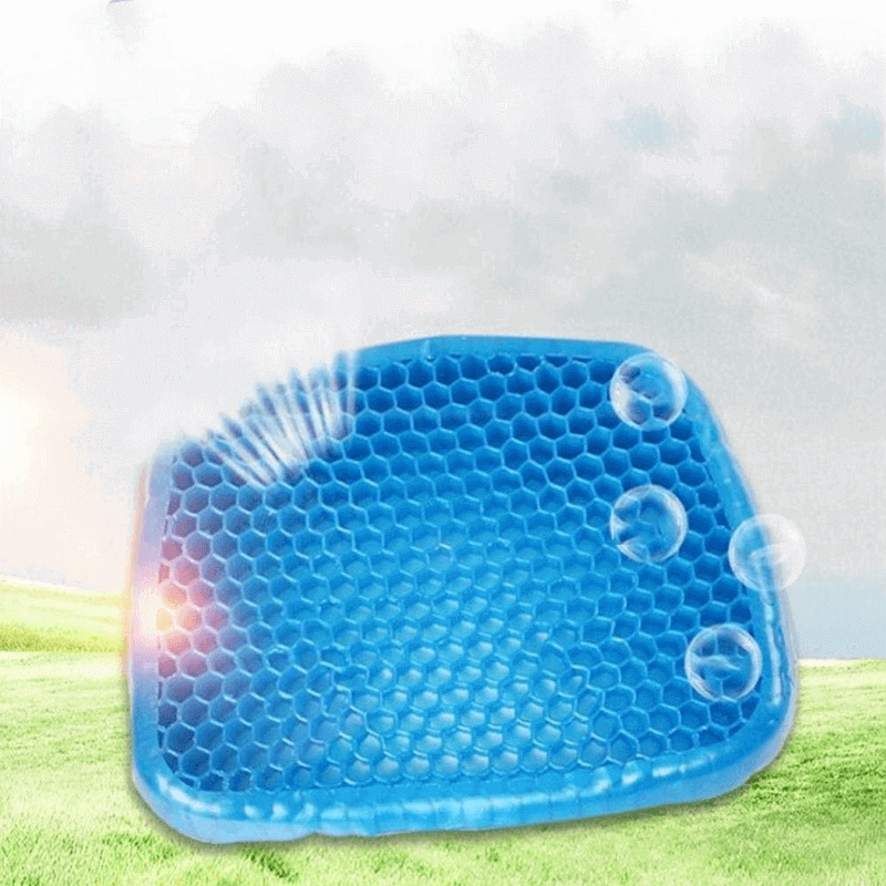 Silicone Gel Cushion Pain Relief Massage Sitter