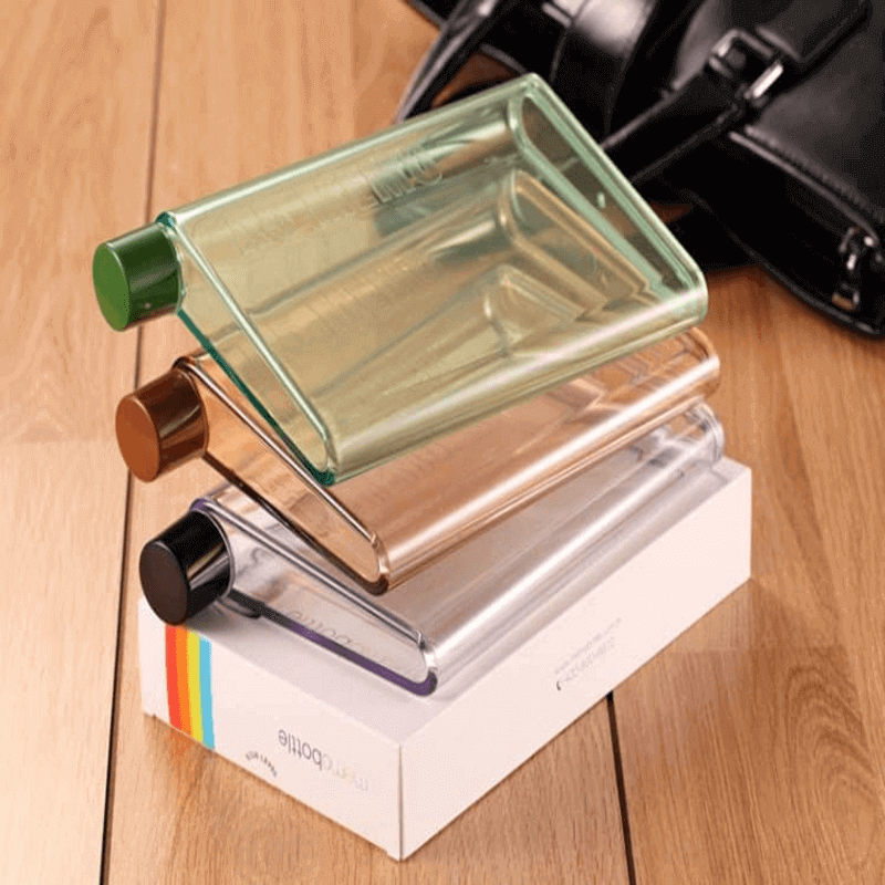 portable-note-book-water-bottle-shatter-proof