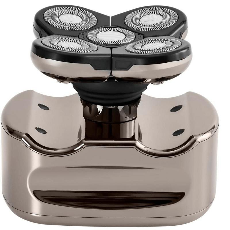 Head Shaver Pitbull Rechargeable Electric Razor