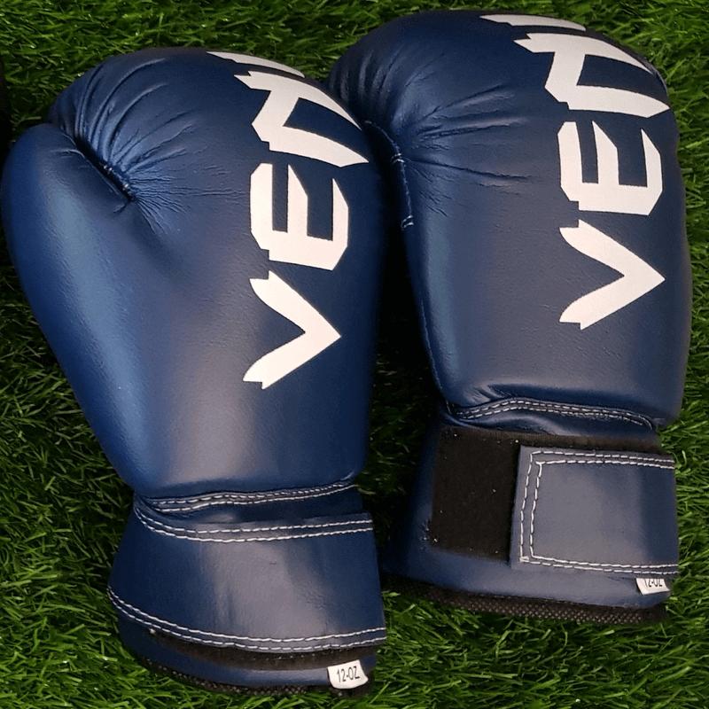 Venum Kick Boxing Gloves PU Karate Training