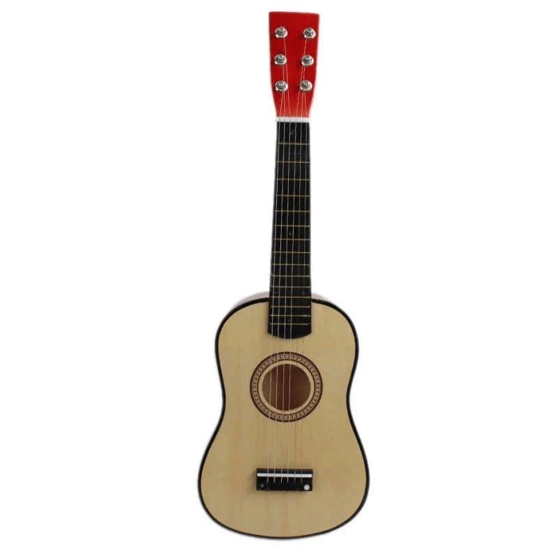 6 Strings Acoustic Guitar 23 Inch Kids guitar Wooden