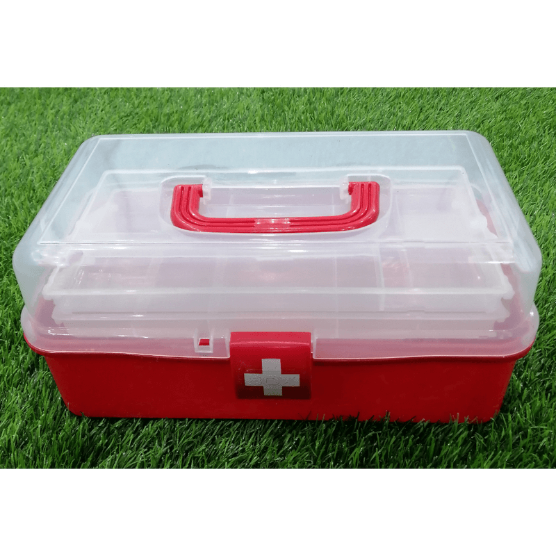 3 Layers Health Pill Chest Plastic Container