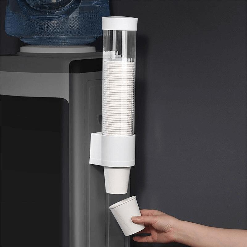 automatic-disposable-cup-dispenser