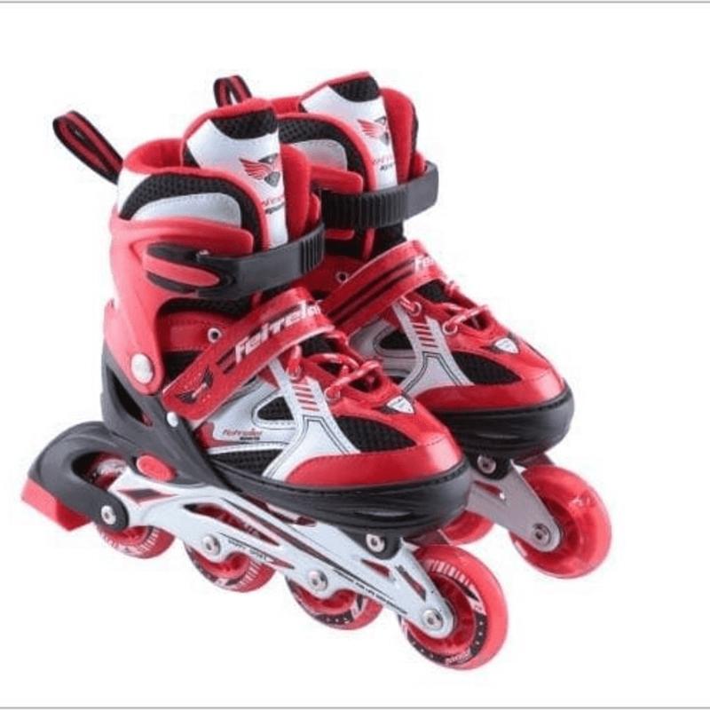 adjustable-children-four-wheel-roller-skater-skate-shoes