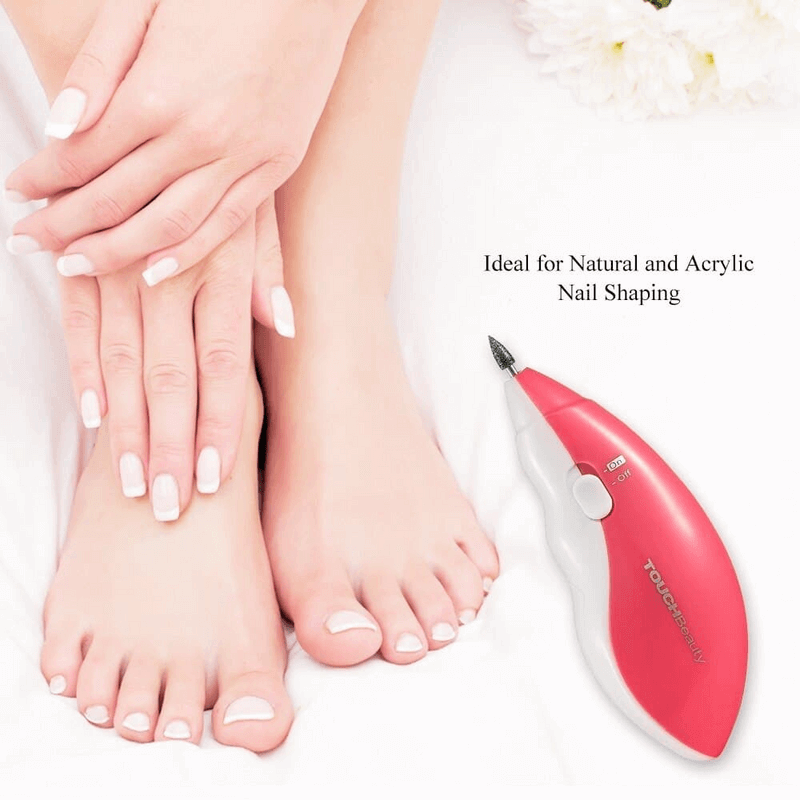 TOUCH Beauty Nail 5 In1 Manicure Pedicure kit