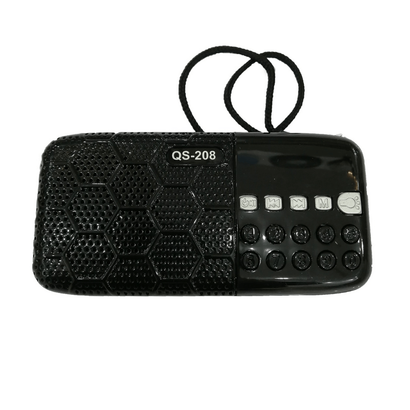 Multi-Function Portable Player Bluetooth Speaker