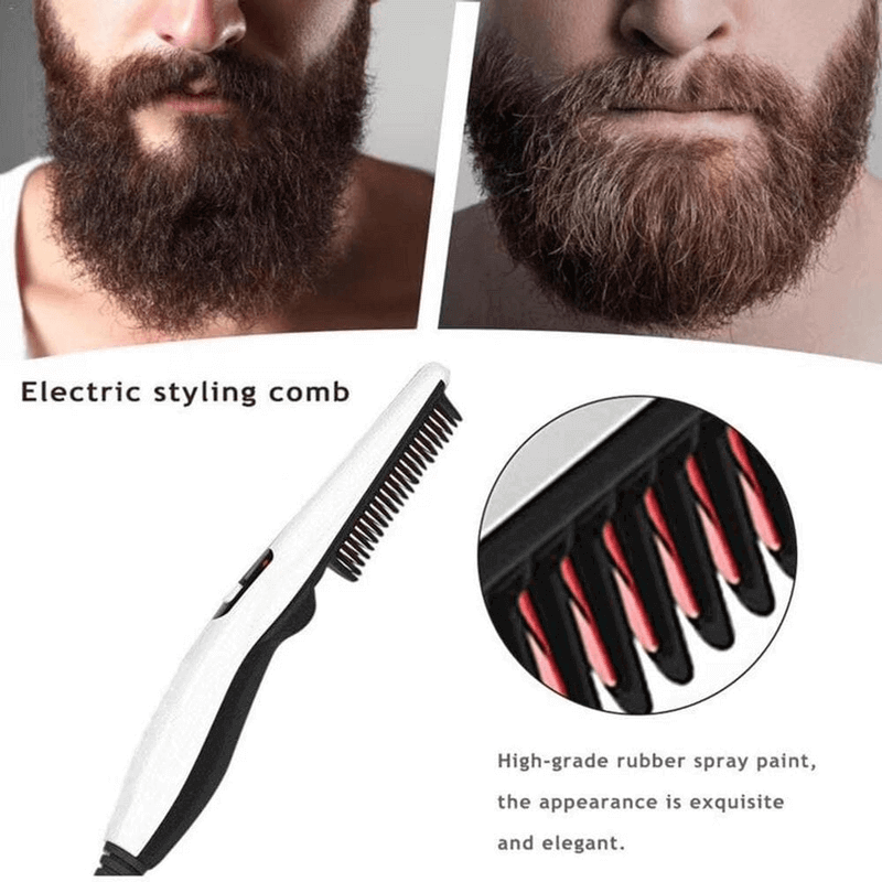 multi-functional-hair-beard-straightener-culer-comb