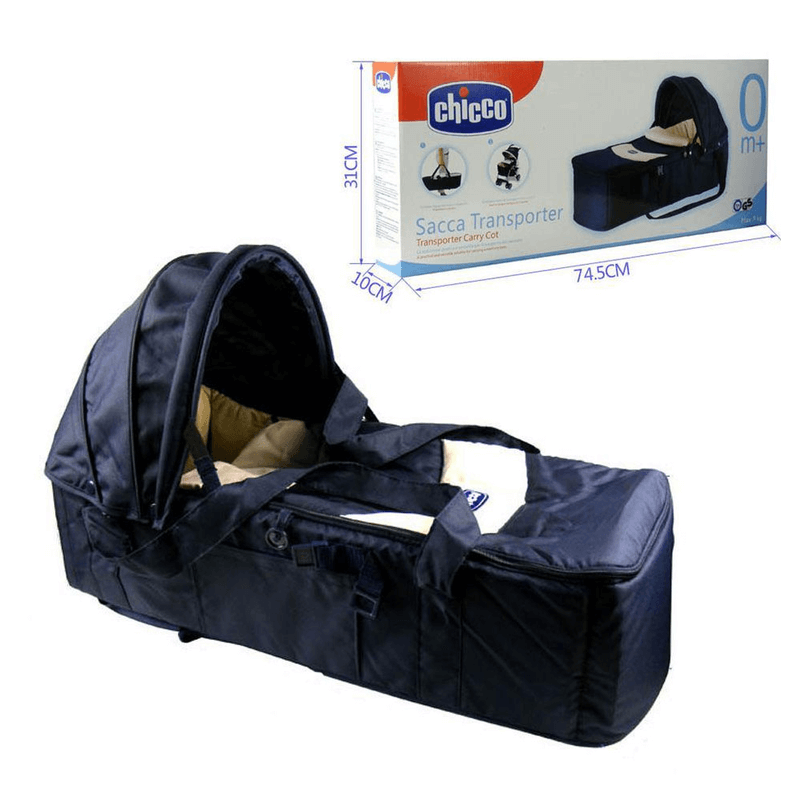 Carrycot Soft Portable Cradle For Newborns Baby