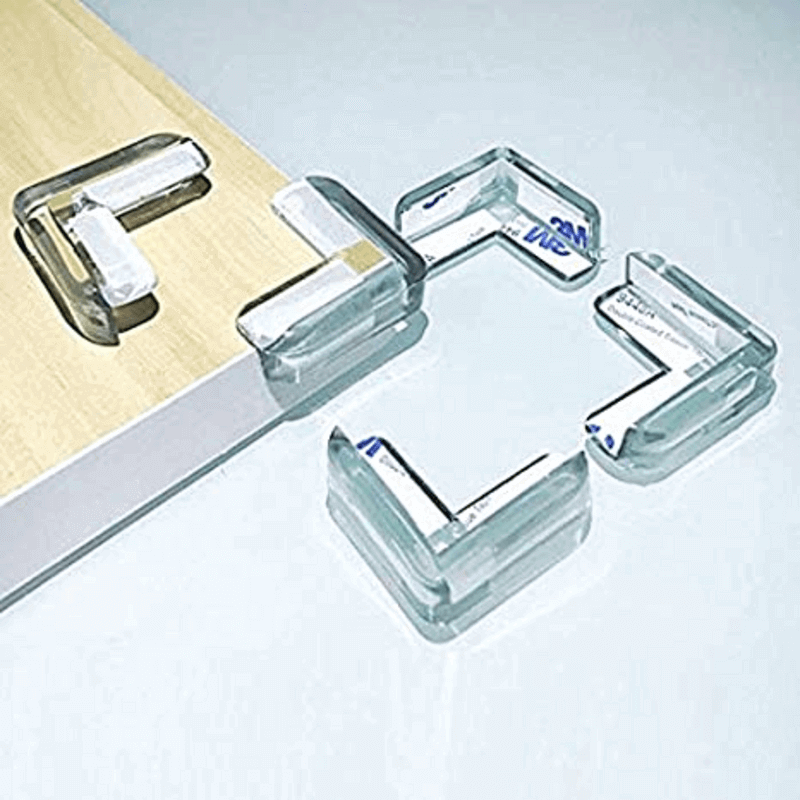4 pcs Table Corner Protector Edge Bumpers