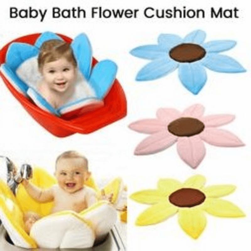 Baby Bath Blooming Flower Bathtub Mat