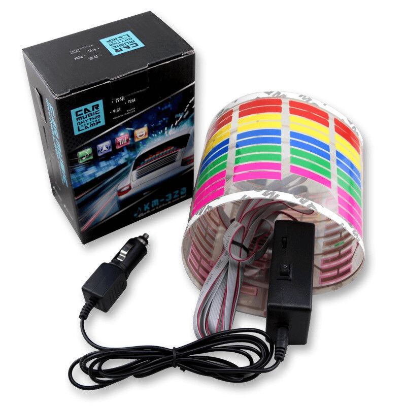 Styling Music RGB Led Light For Car