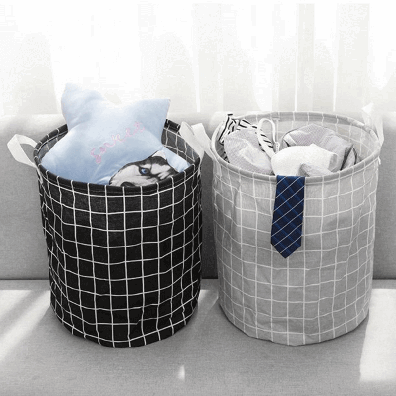 Folding Cloth Waterproof Laundry Basket