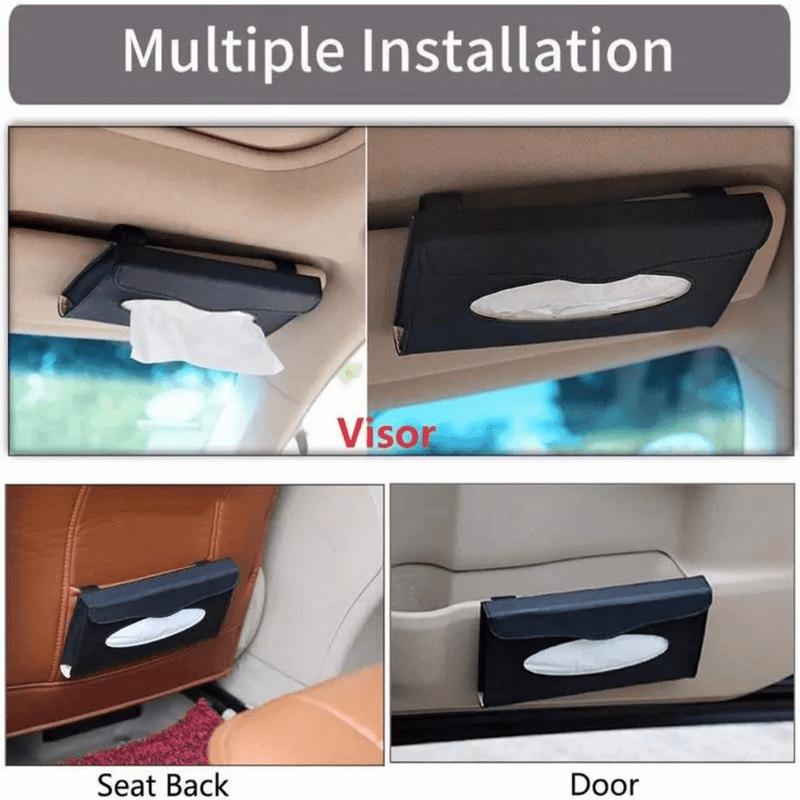 pu-leather-car-tissue-box-visor-type