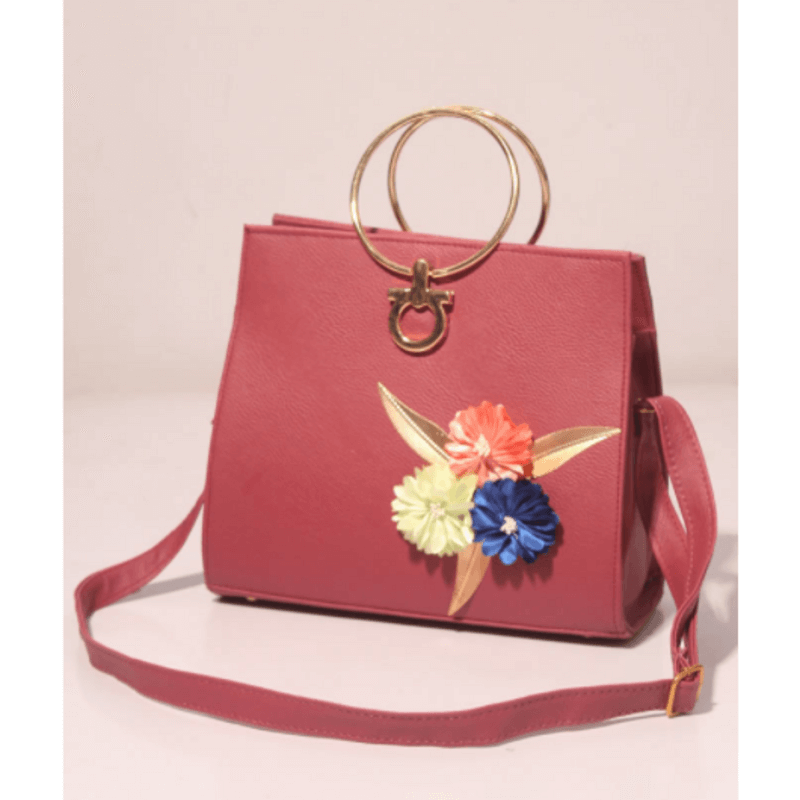 stylish-cherry-pink-leather-satchel-bag-a4431