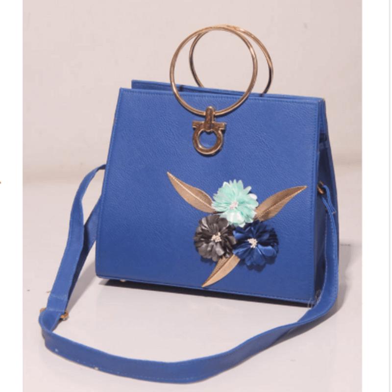 luxury-blue-leather-satchel-bag-a4435