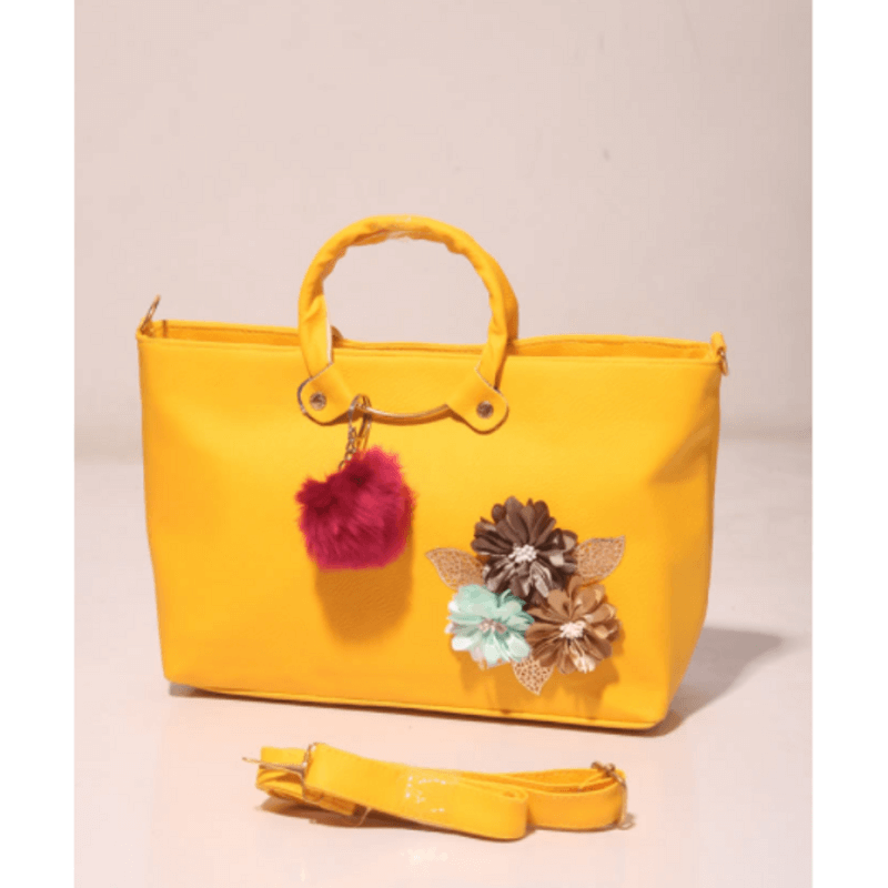 bright-yellow-leather-baguette-bag-a4441
