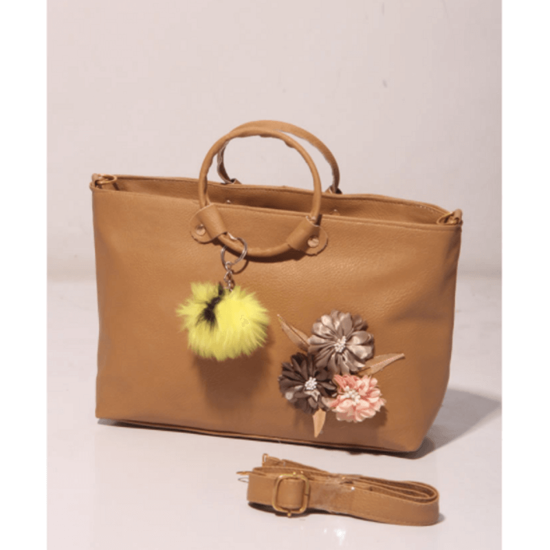 trendy-brown-leather-baguette-bag-a4442
