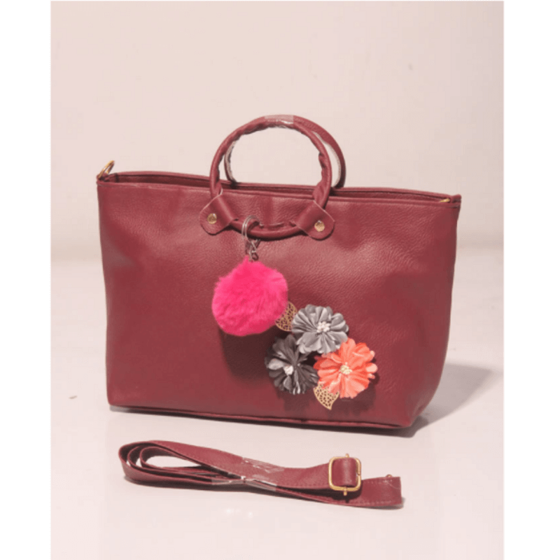 cherry-red-leather-baguette-bag-a4440