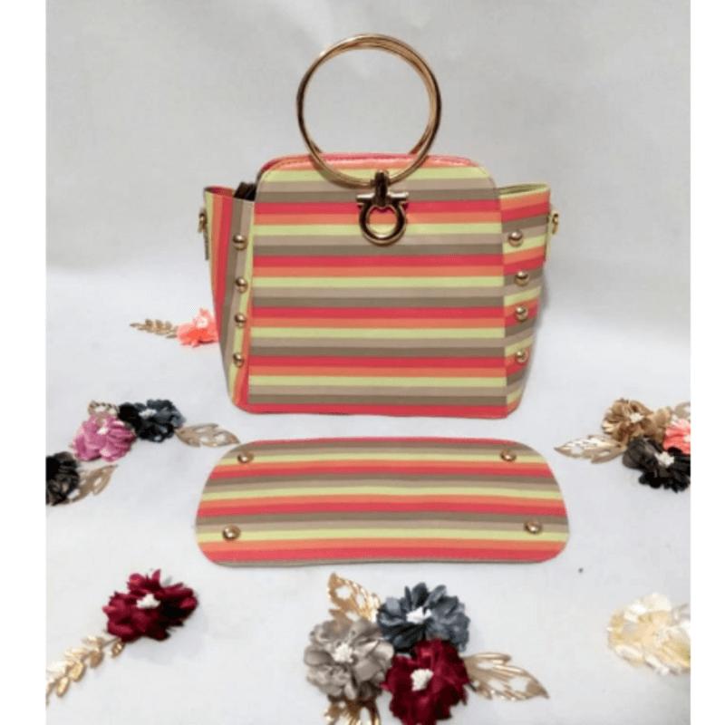 gold-handle-abstract-print-leather-handbag-a5037