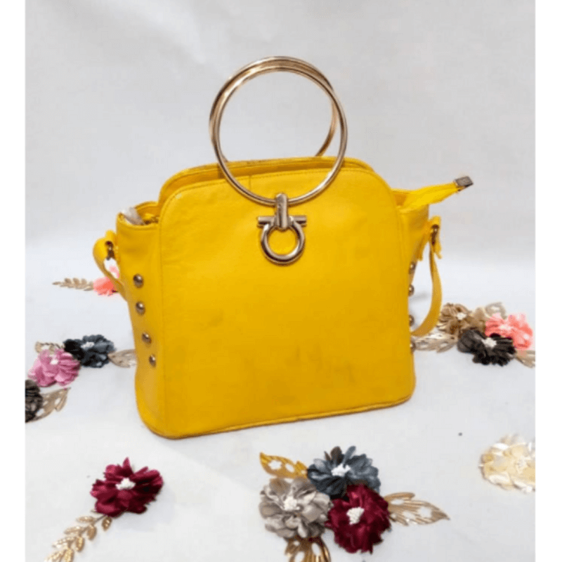 gold-handle-bright-yellow-leather-handbag-a5051