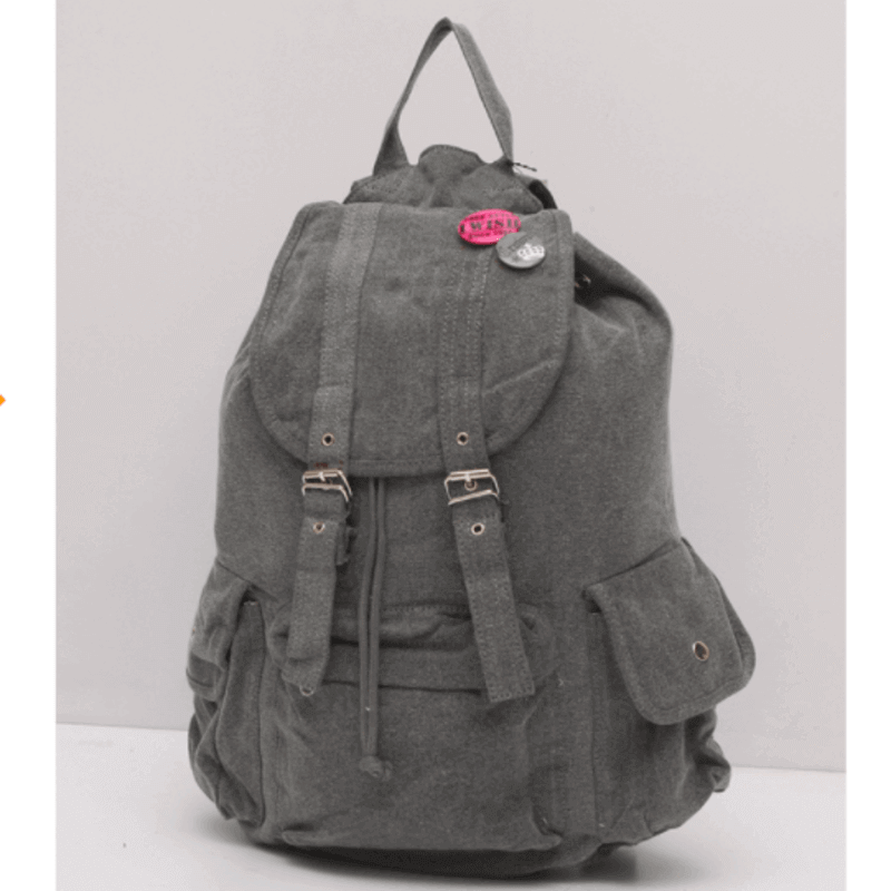 canvas-backpack-for-girls-grey-color-bag
