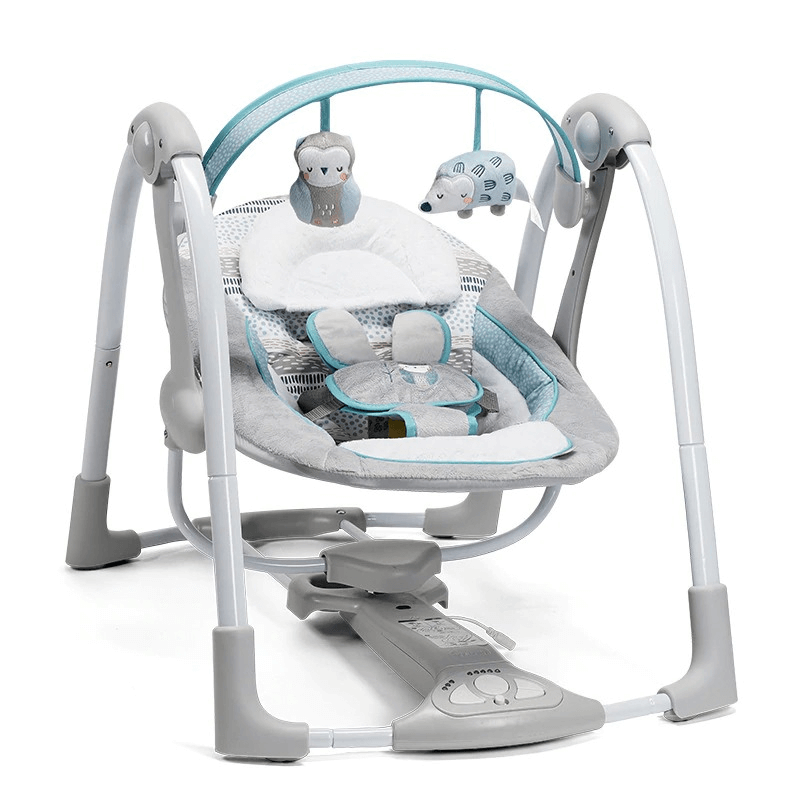 Electric-baby-cradle-infant-swing-rocking-chair