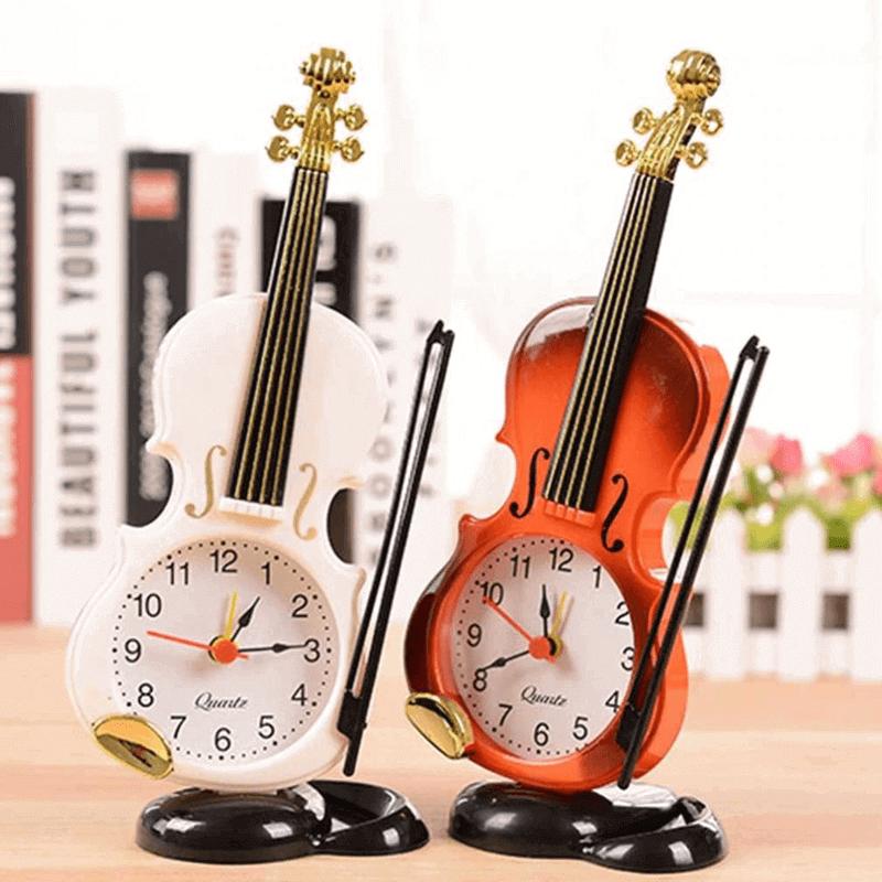 creative-table-clock-student-violin