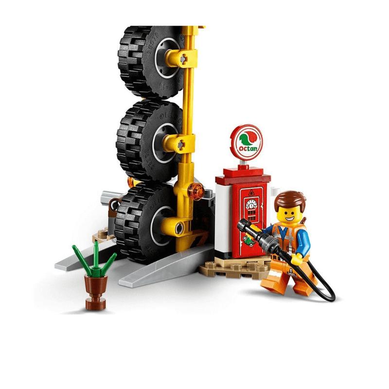 195-pcs-lepin-emmett-tricycle-blocks-set