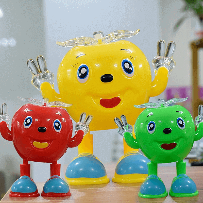 electric-dancing-apple-with-lighting-swing-toy