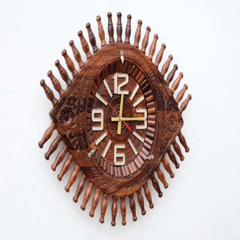 wooden-clock-14-inches-eye-style