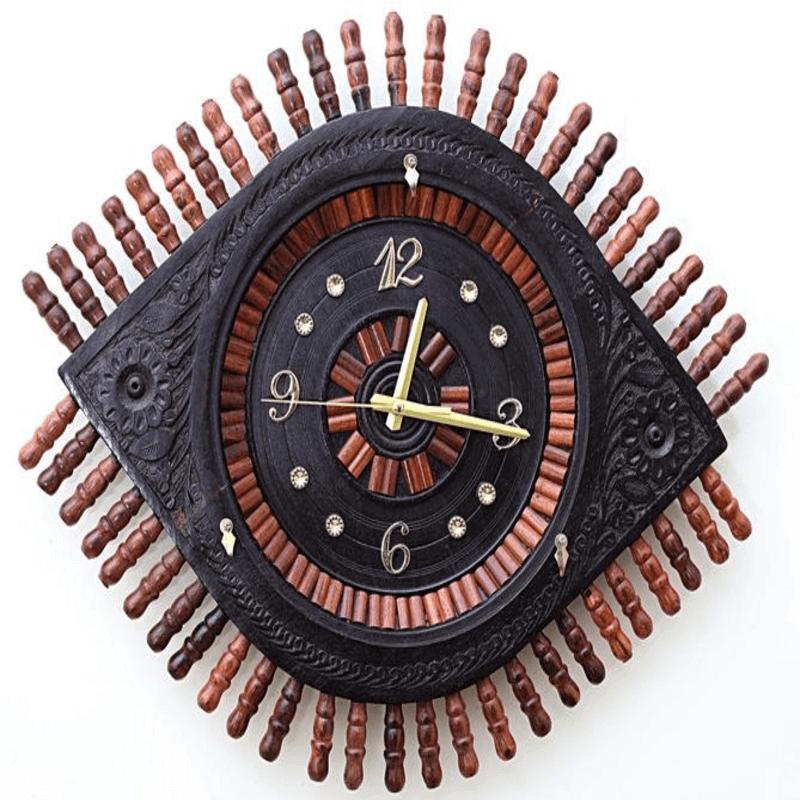 wooden-clock-16-inch-eye-style-dark-brown