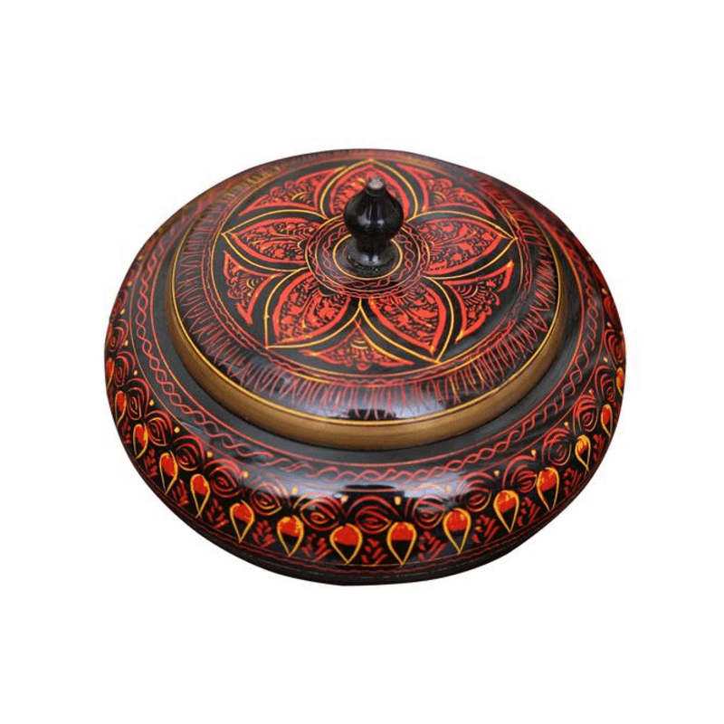 multi-purpose-wooden-calligraphic-jar