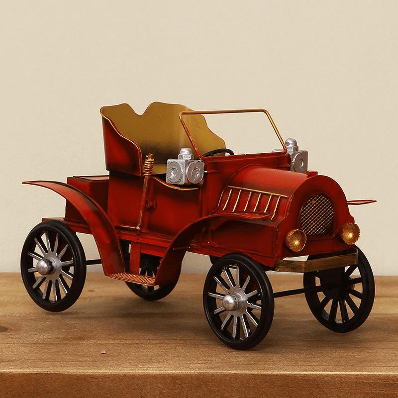 retro-handmade-iron-car-model