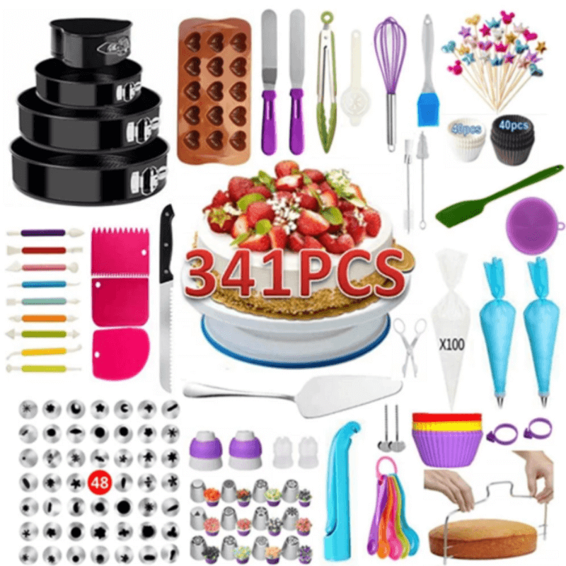 341-pcs-cake-decorating-tools-set-for-beginners