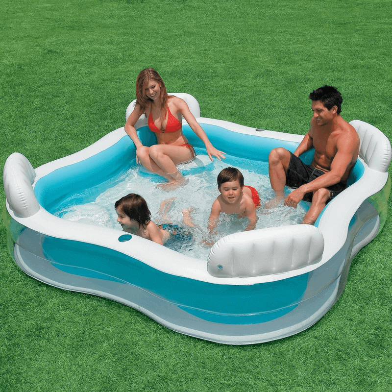 inflatable-family-pool-with-bakrests-seats-cup-holders
