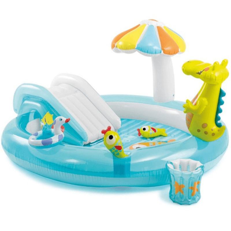 inflatable-swimming-pool-with-slide-crocodile