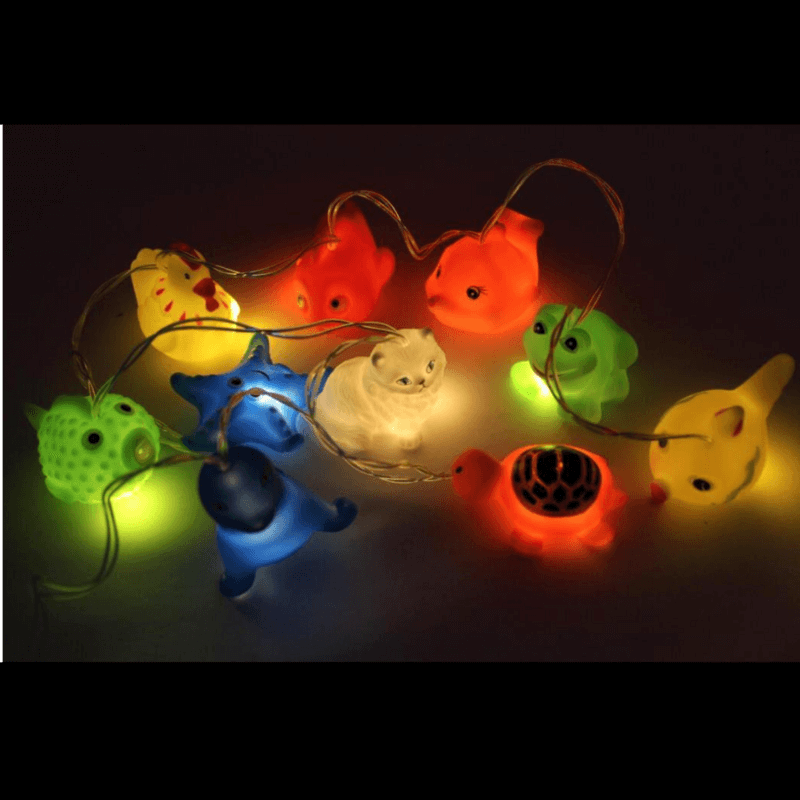 fairy-lights-for-kids-room