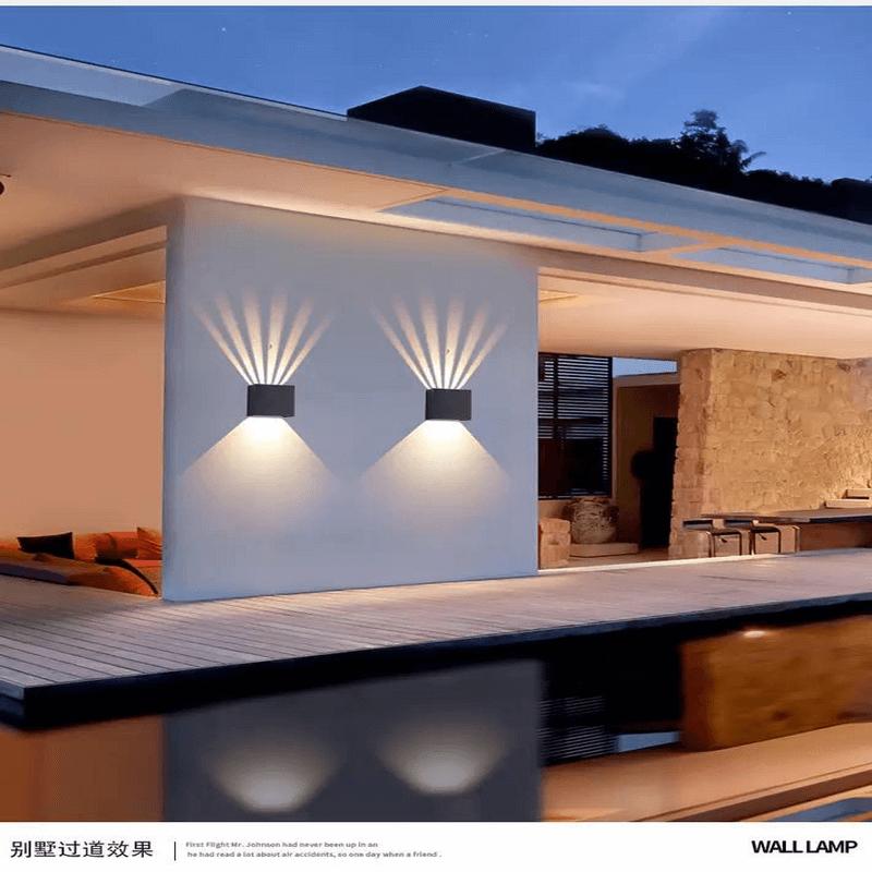 led-wall-light-outdoor-waterproof