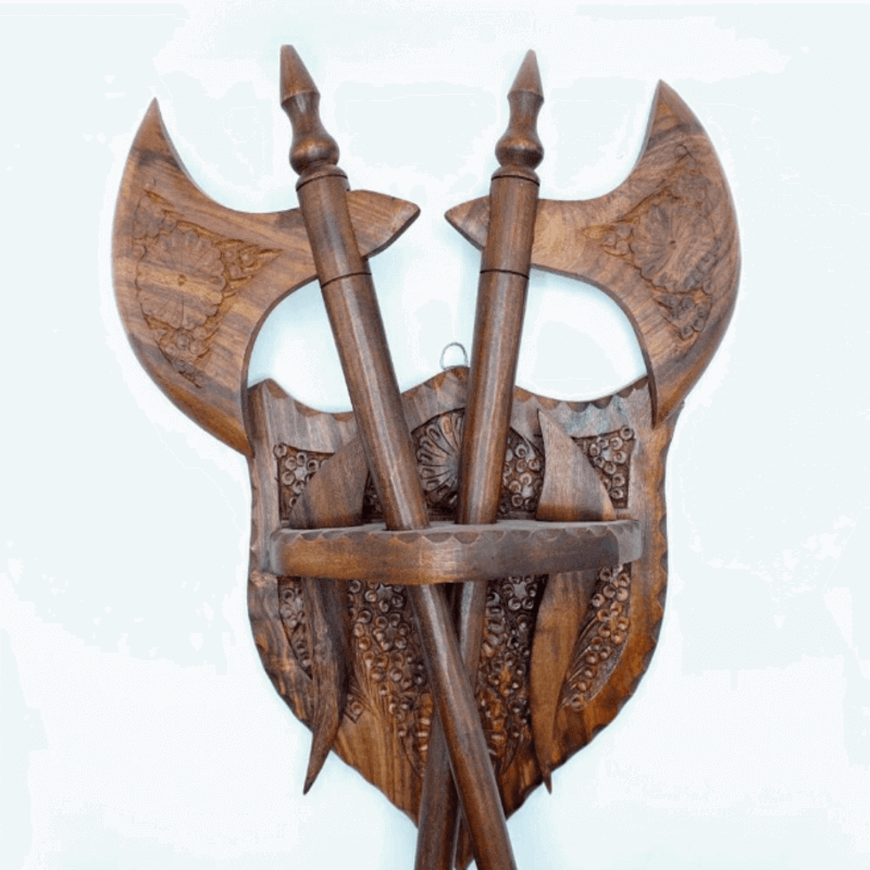 antique-wooden-wall-hanging-craft