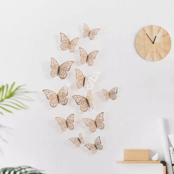 pack-of-12-3d-wall-stickers-hollow-butterfly