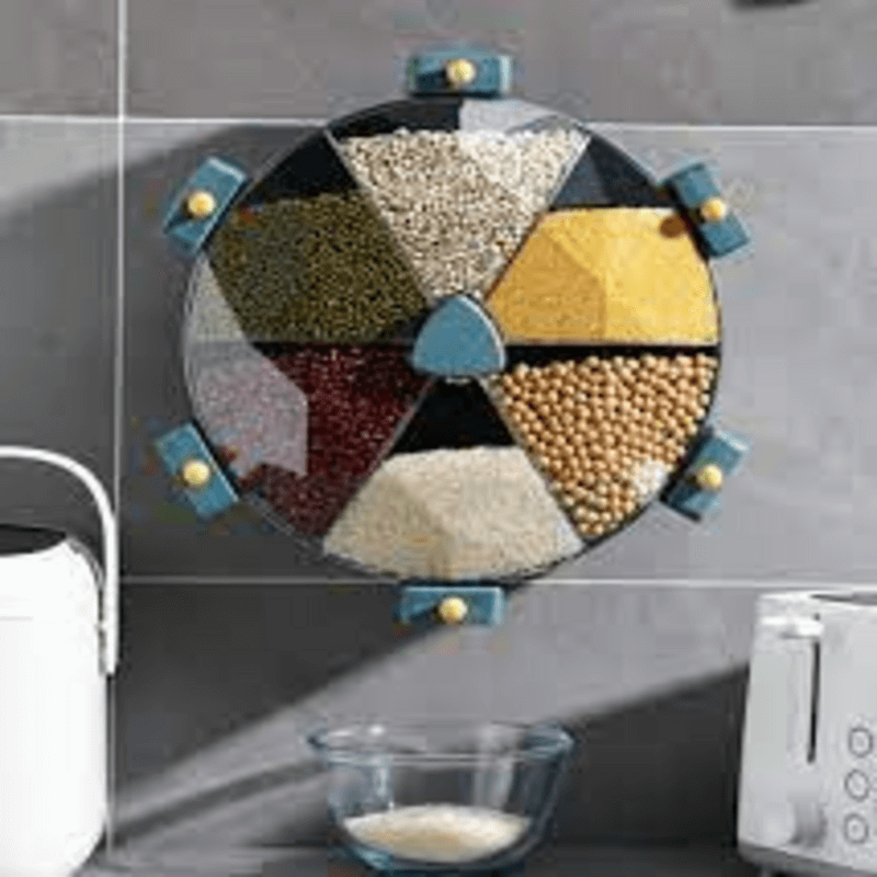rotating-wall-mounted-cereal-container