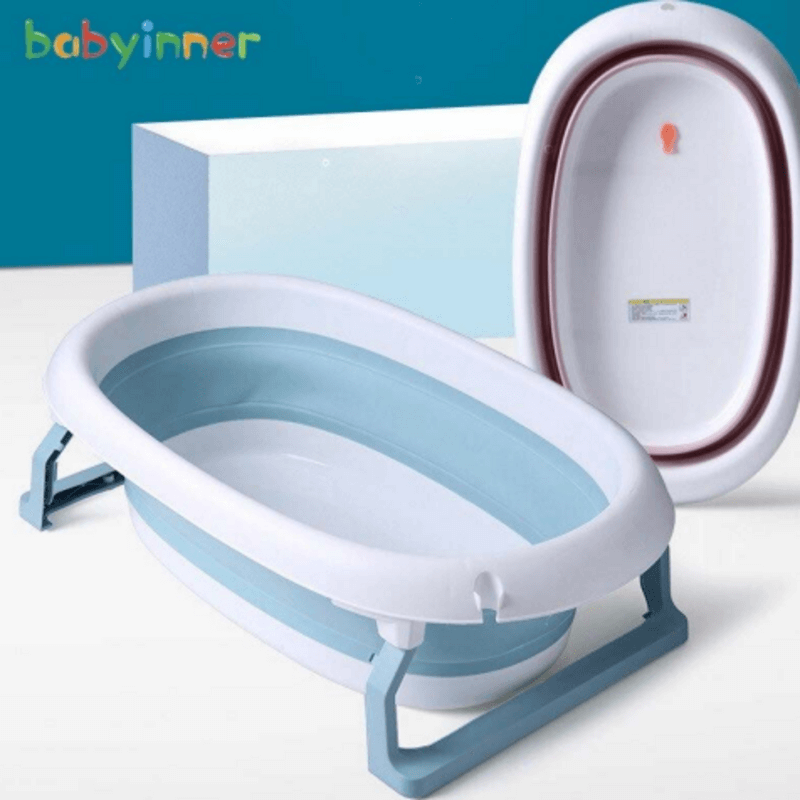 folding-baby-bathtub-with-temperature-sensor
