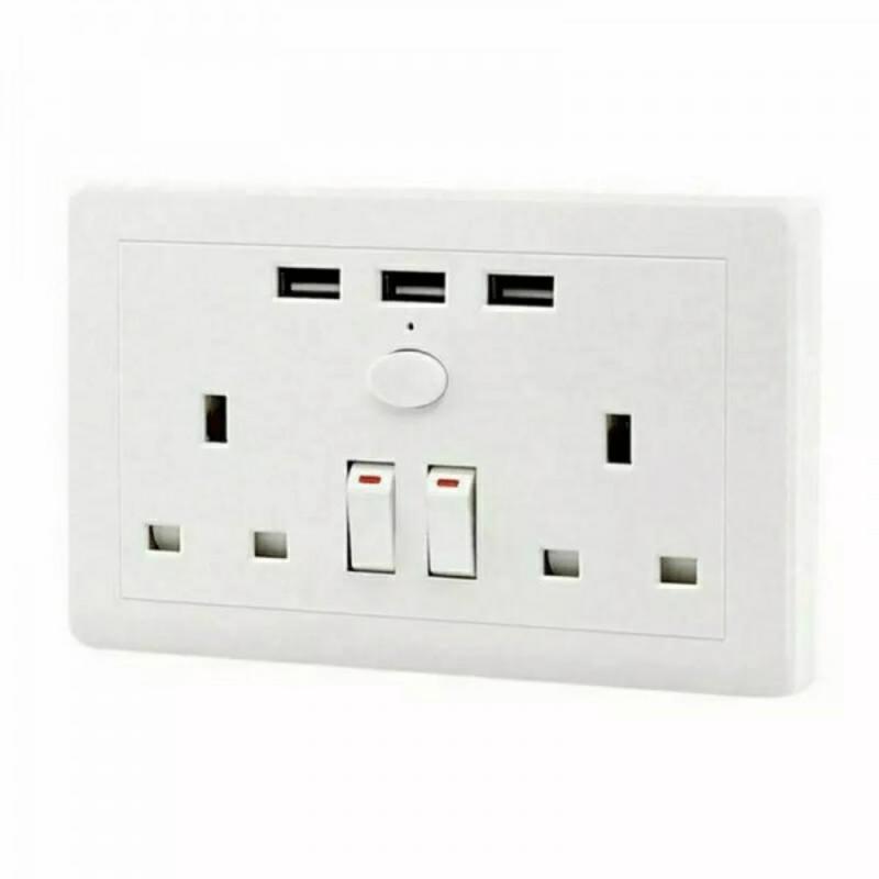 wall-socket-with-usb-port