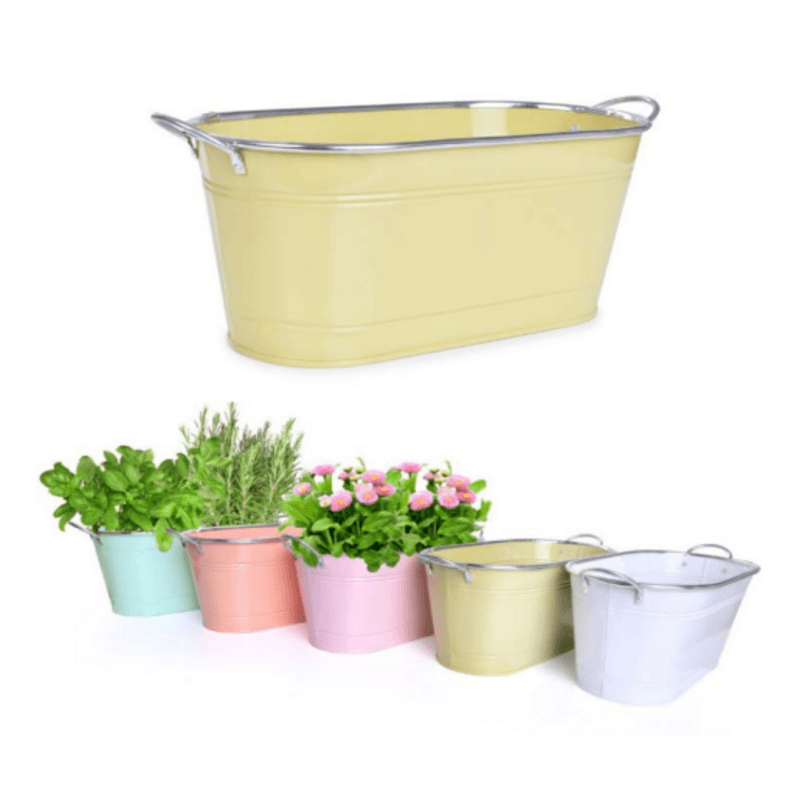 stainless-steel-flower-pot-with-handles-13cm