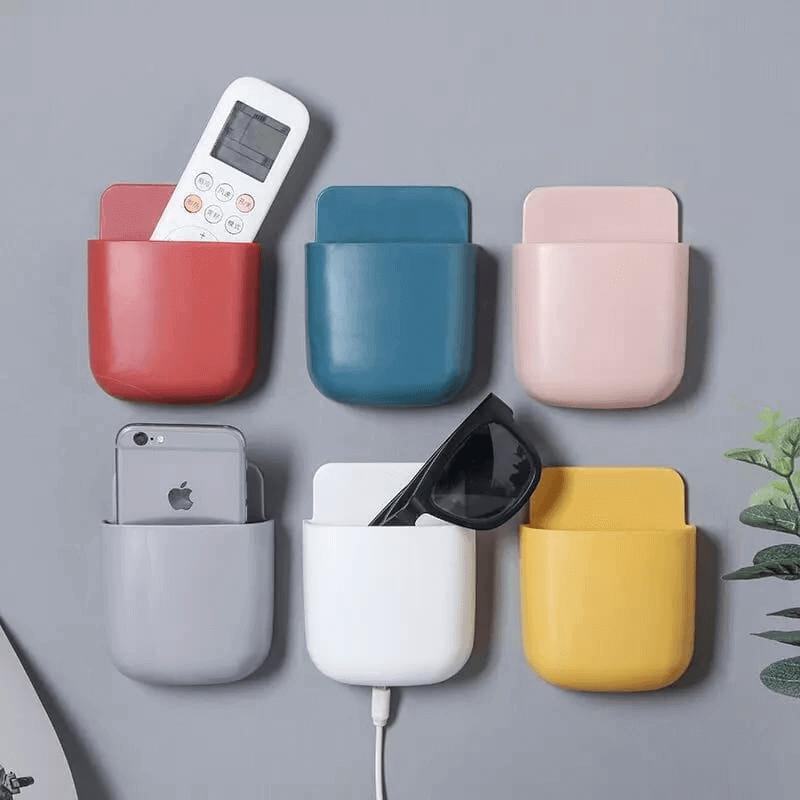 wall-mounted-punch-free-storage-box