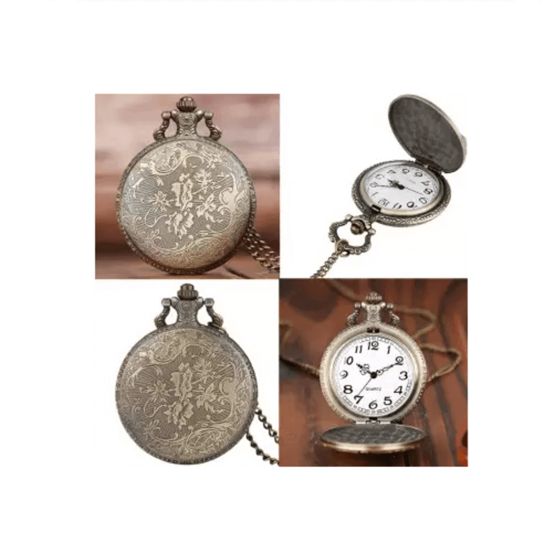antique-cool-floral-design-pocket-watch-with-chain