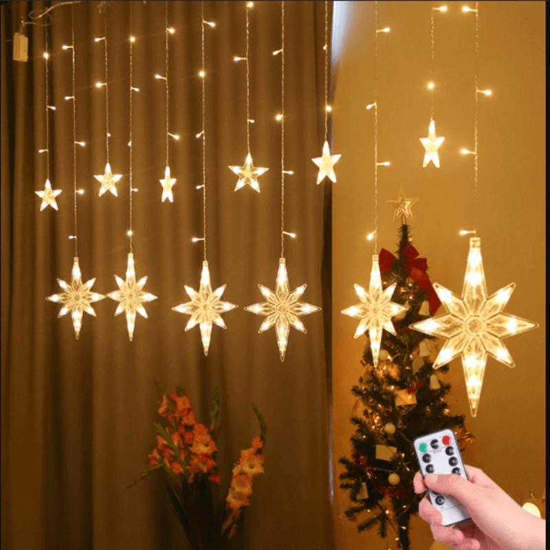 led-star-curtain-light-string-fairy-lights
