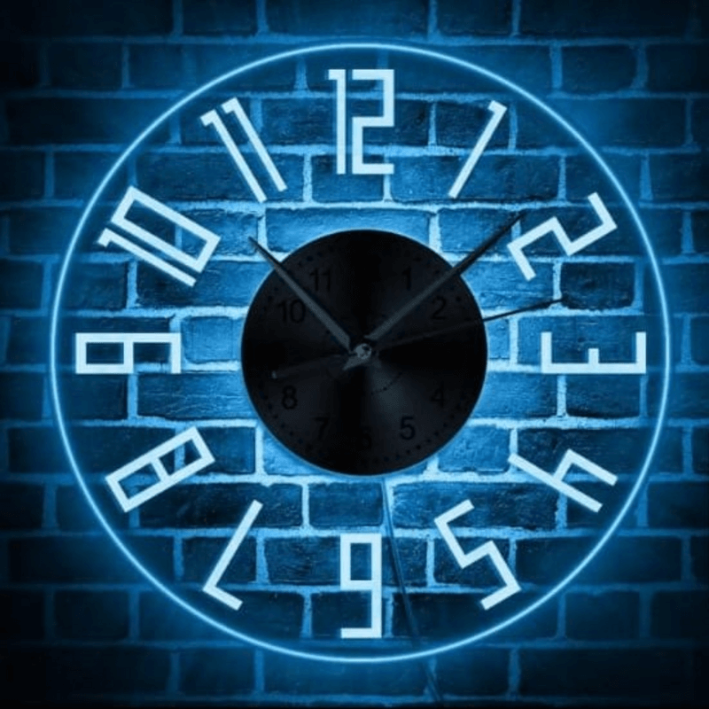 modern-Arabic-numerals-illuminated-led-wall-clock