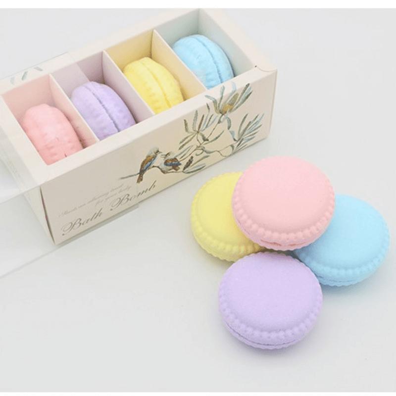 1-box-of-4-macron-cookies-bath-bombs