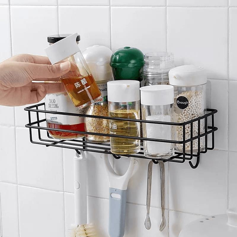 self-adhesive-iron-wall-shelf
